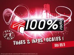 La Radio 100% fait confiance à Nose