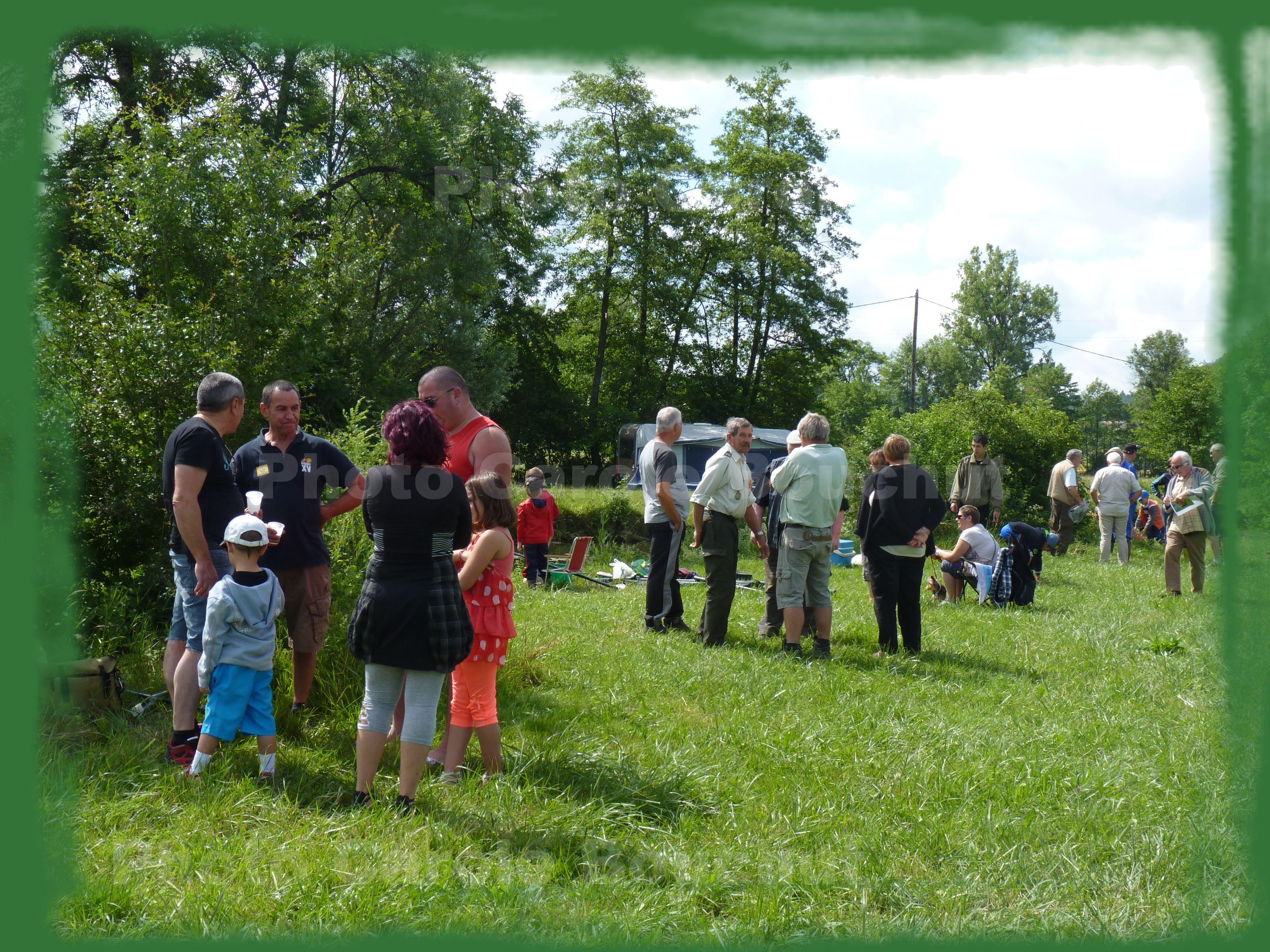 Petite édition pour la Pêche des enfants de Montfleur - 20 juin 2015