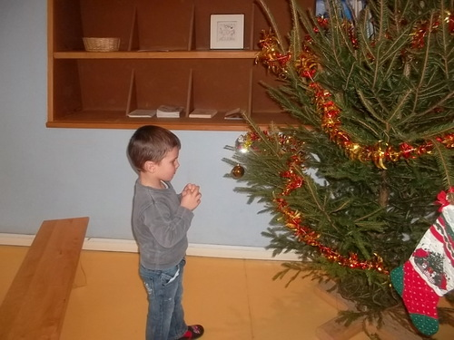 Notre sapin