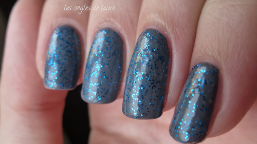 Test des vernis Too Love