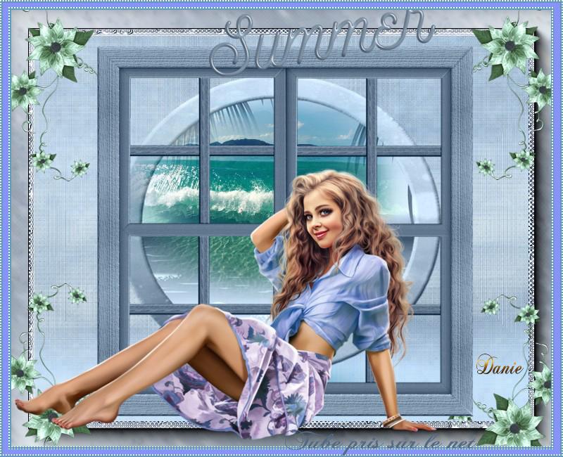 Tuto Summer...Maryse