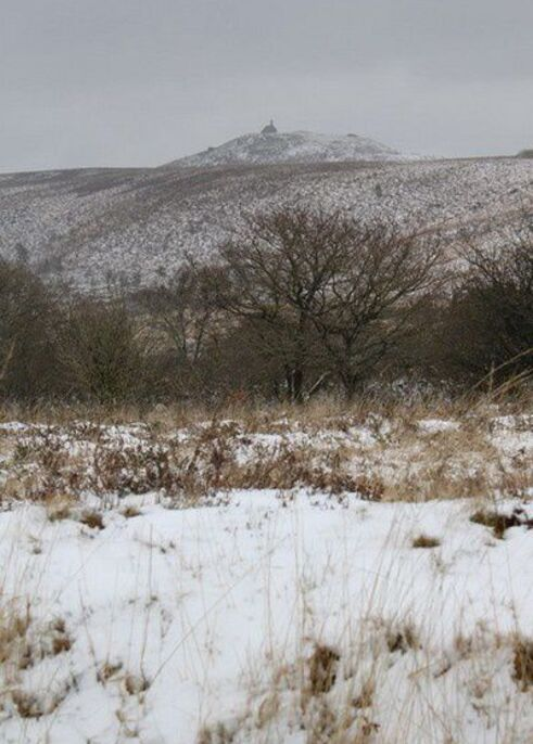 Neige en Monts d'Arrée 064