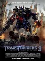 Transformers 3 La Face cachée de la Lune affiche