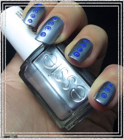 Déclinaison en bleu