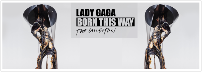 La pochette du pack Born This Way - The Collection
