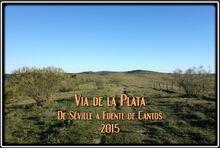 Via de la Plata Séville → Fuente de Cantos