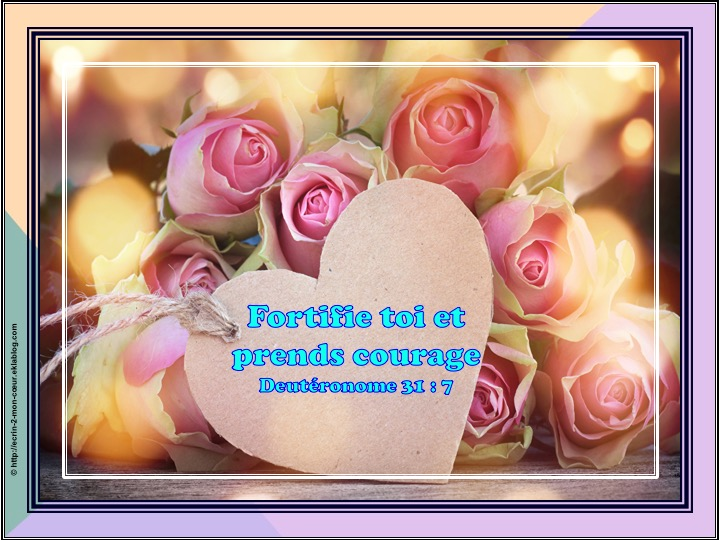 Ronde Versets du coeur 116