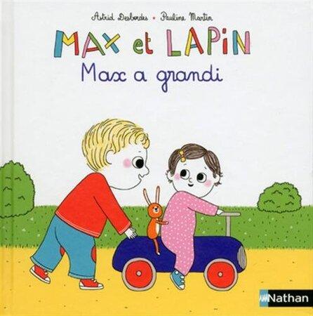 "Max et Lapin : Max a grandi ""Jeunesse"""