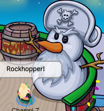 Rockhopper!