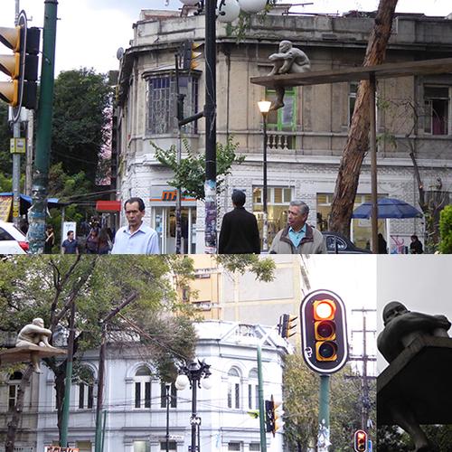 MEXICO DF : RESTO NUIT ROMA RUE - 4