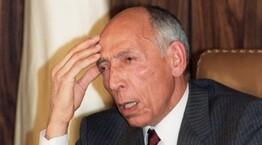 Le Président Mohamed Boudiaf