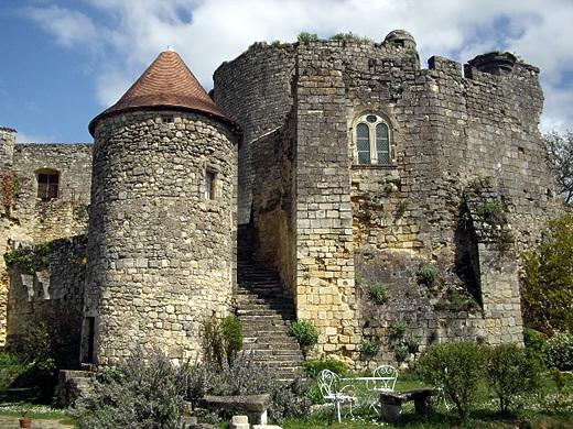 chateau de Langoiran