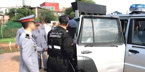 Fès: les gendarmes intraitables quant au respect de l'état d'urgence sanitaire