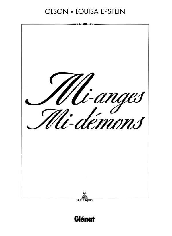 Mi-anges, mi-démons 2