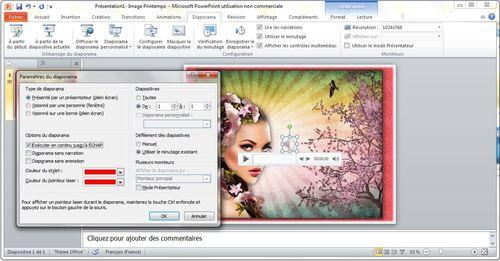Tutoriel Diaporama 1 Image et 1 musique