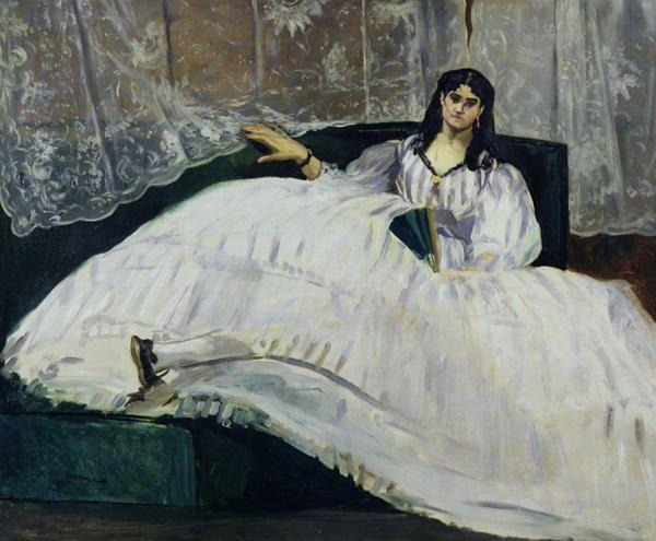 Jeanne Duval par Edouard Manet, 1862