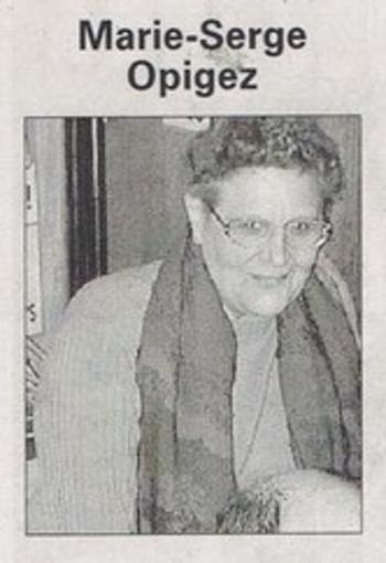 Marie Serge OPIGEZ