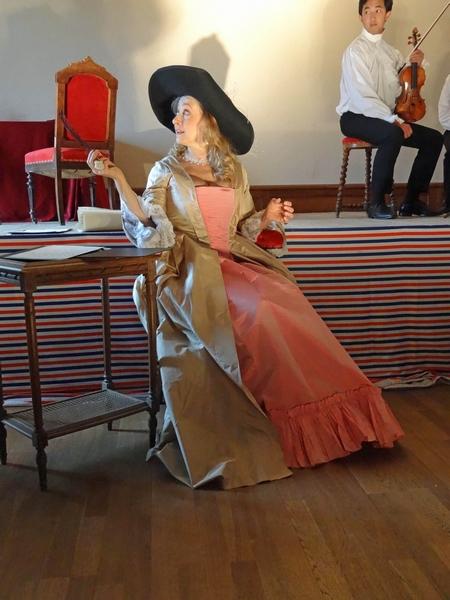 """""""Savinien de Cyrano, l'âme du libertin"""" un très beau spectacle proposé par Châtillon-Scènes à Molesme"""