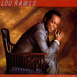 Lou Rawls - Love All Your Blues Away - Complete LP