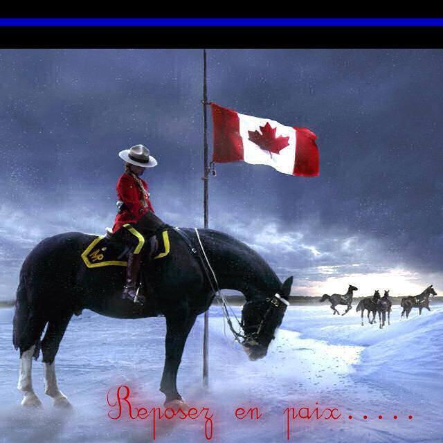 Photo de Soutien aux Policiers Québec / Canada.