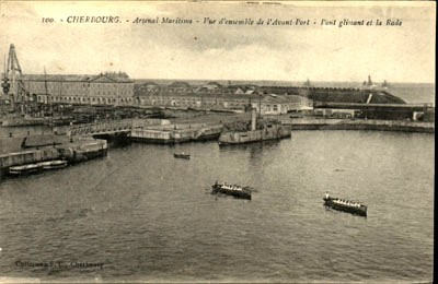 cpa cherbourg arsenal