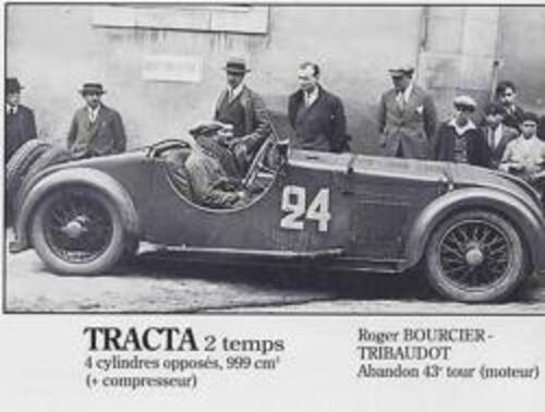 Le Mans 1929 Abandons
