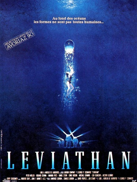 LEVIATHAN BOX OFFICE 1991