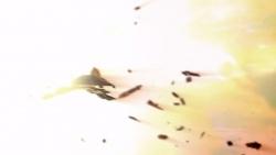 Humeur - Mass Effect La Saga - Explosion en plein vol