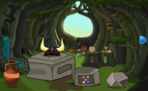 Jouer à Cave bear escape