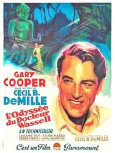 L'ODYSSEE DU DOCTEUR WASSEL BOX OFFICE FRANCE 1946