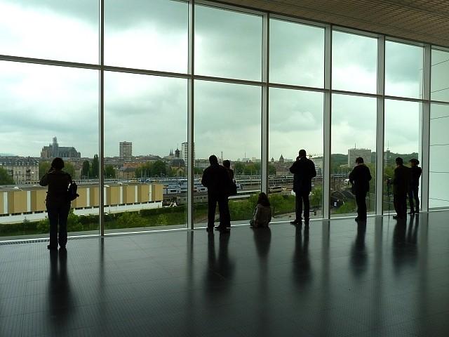 Galeries du Centre Pompidou-Metz 30 Marc de Metz 29 02 2013