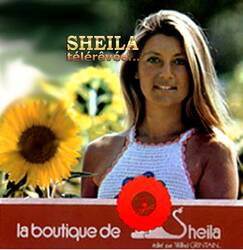 La Boutique de Sheila : 1971 - 1974