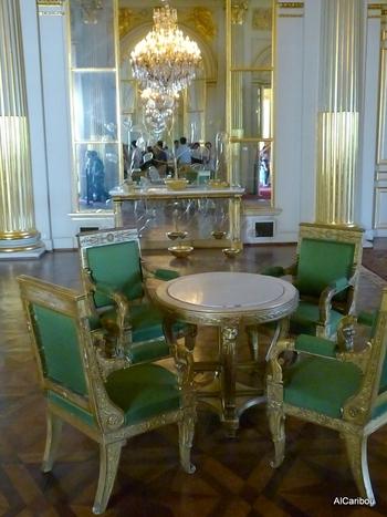 Qui viendra souper au palais ?