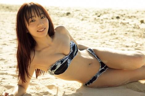 WEB Magazine : ( [FRIDAY Digital - Gravure] - |FRIDAY - 13/03/2020 - Yuna Sekine : 関根優那 話題の初写真集で魅せた新境地セクシー| )