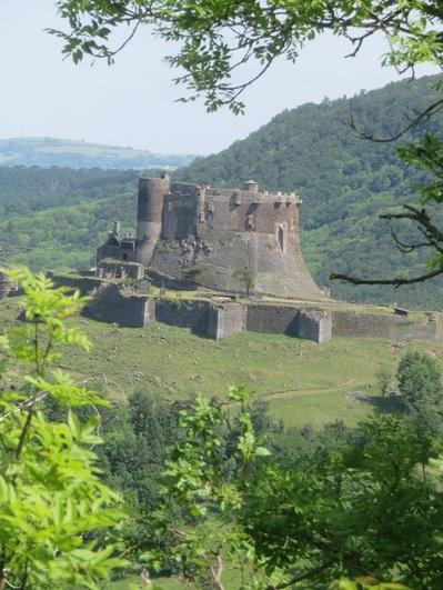 le Cantal, les cols et les volcans d'Auvergne