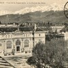 grenoble place de la constitution carte 1910
