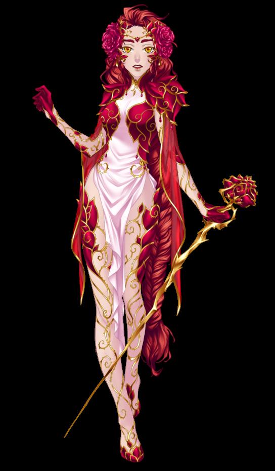 Sword and Roses - Ezarel