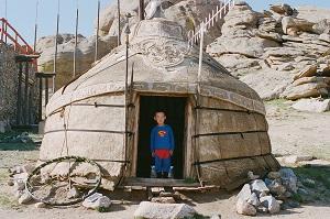 La Mongolie d'aujourd'hui ...