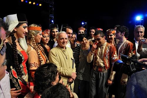 Harmonies d'Arménie