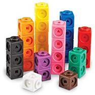 Les MathLink Cubes