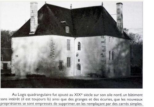 LES REMPARTS DE SAINT-LEGER-SUR-SARTHE (Orne)