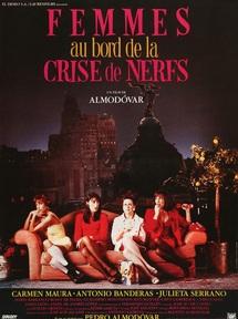 FEMMES AU BORD DE LA CRISE DE NERF BOX OFFICE FRANCE 1989