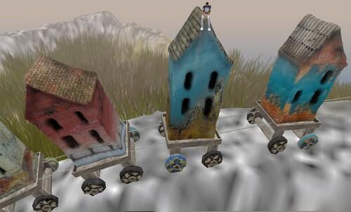 Les Maisons