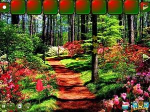 Jouer à Flower forest escape