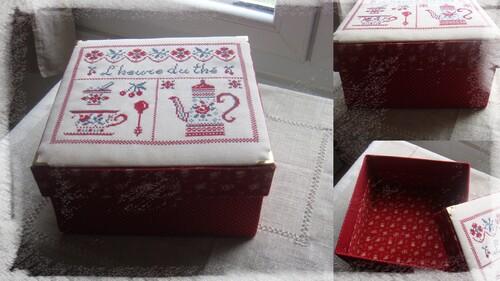 ma première boîte