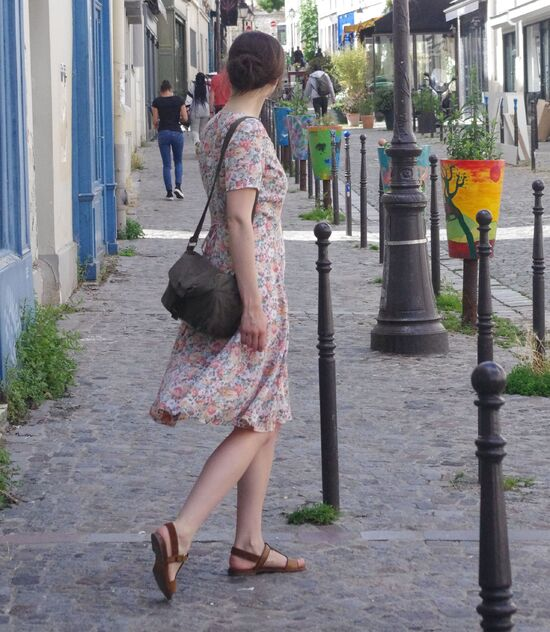 Les robettes de Paris