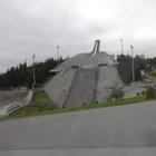 Norvège13 - Tremplin du saut à ski d'Oslo...