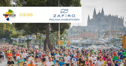 Marathon de Palma de Majorque...
