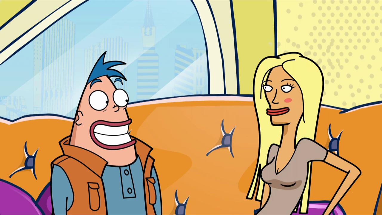Corneil bernie 2x45 anguille sous canap dessins anim s gogo - Dessin anime corneil et bernie ...