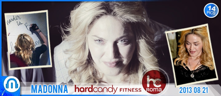 pack_pics - Madonna at Rome Hard Candy Fitness Center Opening 2013 08 21